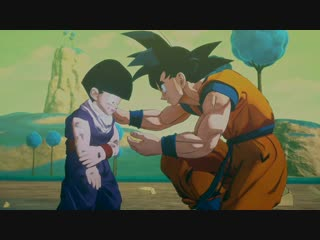 Dragon Ball Game Project Z - Трейлер