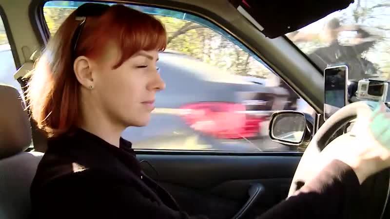 «Быть собой»- таксистка Светлана Сафонова