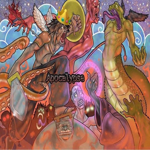Journey альбом Apocalypse