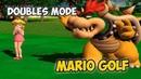 Mario Golf: Toadstool Tour [GC] - Sweet couple Playing Golf