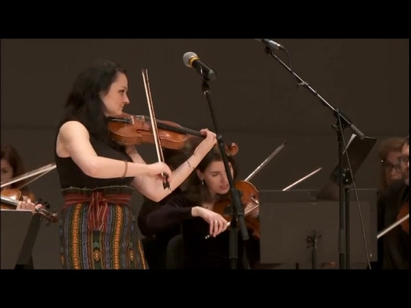 Cultural bridges - Minadora Šernaitė plays Hora Martirosului by Dinicu