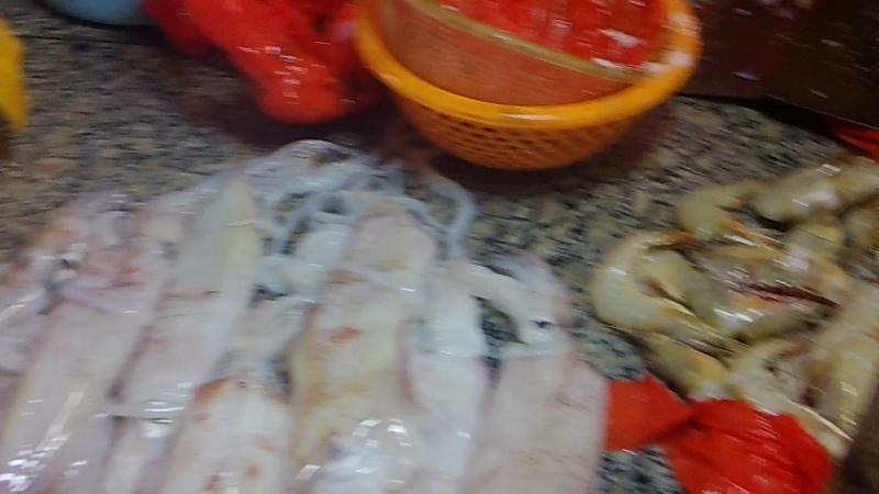 Рыбный рынок. Китай.остров Хайнань