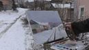 Пленэр зимой Живопись с натуры Как написать зимний пейзаж