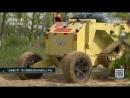 Конкурс беспилотных наземных систем НОАК Пересечение препятствий 2018