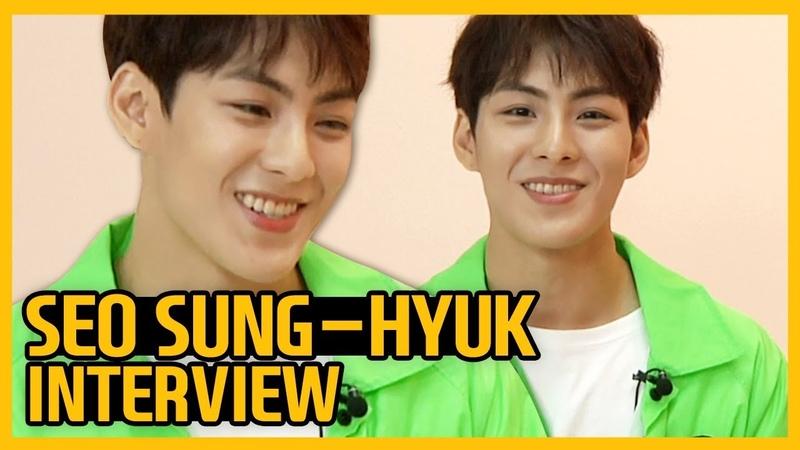 Showbiz Korea I am SEO SUNG HYUK 서성혁 Interview for the Web Drama 'Summer Break 여름방학 '