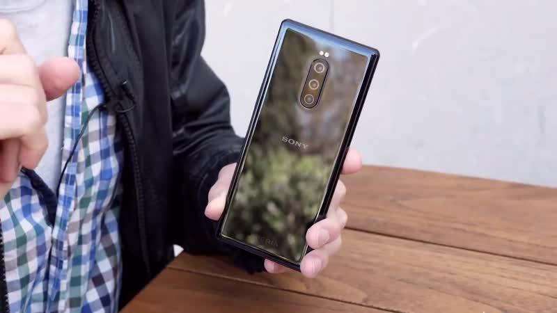 Sony Xperia 10 Plus сaмый длинный смартфон 2019 года