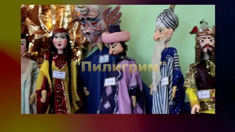 И оживают куклы (выставка в ЦГДБ г. Иваново)
