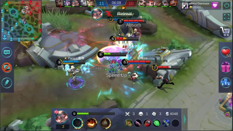 Victory Thamuz Liquid Fire Unstoppable Build Top 1 Global Thamuz by uNext°Deғeɴᴅeʀ Mobile Legends