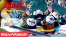 Panda Kids in Trouble KUNG FU PANDA THE PAWS OF DESTINY