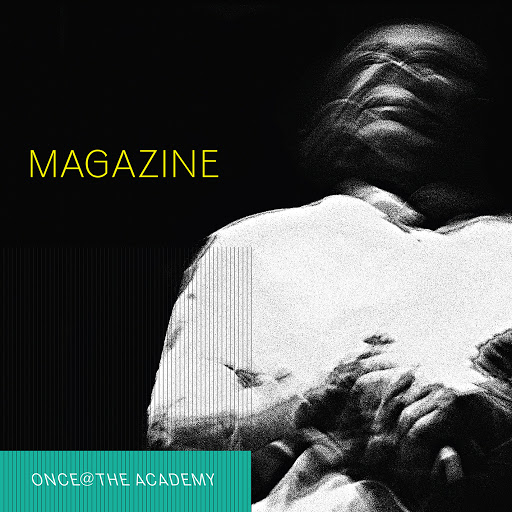 Magazine альбом Once at the Academy (Live)