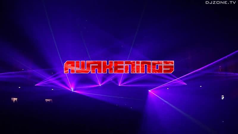 Pan-Pot FIREWORKS @ Awakenings Easter Anniversary 24-04-11 Gashouder Amsterdam