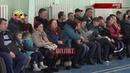 Команды девушек из Ясиноватой и юношей из Донецка отметили 8 Марта футбольным матчем в столице ДНР