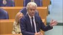 Wilders(PVV) v Premier Rutte: 'Stap op! bevrijdt Nederland toch van Mark Rutte'