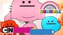 Удивительный мир Гамбола Особый день Новости серия целиком Cartoon Network