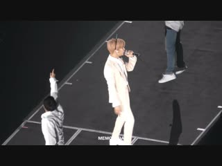 180904 세븐틴 SEVENTEEN IDEAL CUT rocket Fancam 조슈아 버논
