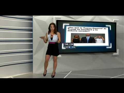 (Vídeo) Larissa Costas, A UN CLICK Estados Unidos y su creación de una Fuerza Espacial 30.06.2018