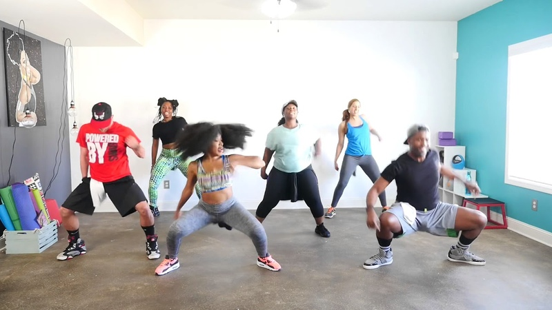 Hiphop TABATA Dance Workout DVD Available NOW! - Keaira LaShae