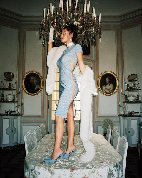 Adèle Exarchopoulos Interview magazine, 2018