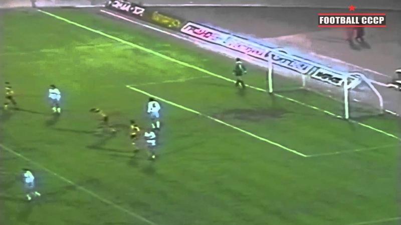 132 Кубок УЕФА 19881989 Динамо Минск-Тракия 0-0