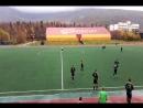 2-ой тайм ФК «Апатит» – ФК «Химик»