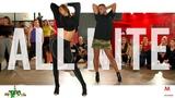 Janet Jackson - All Nite Masterclass With Yanis Marshall