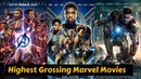 10 Highest Grossing Marvel Movies Worldwide of All Time with Box Office Collection