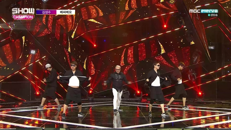 [Special Stage] 180829 Kim Sung Su (김성수) - BAESSAMAYO (베싸메요)