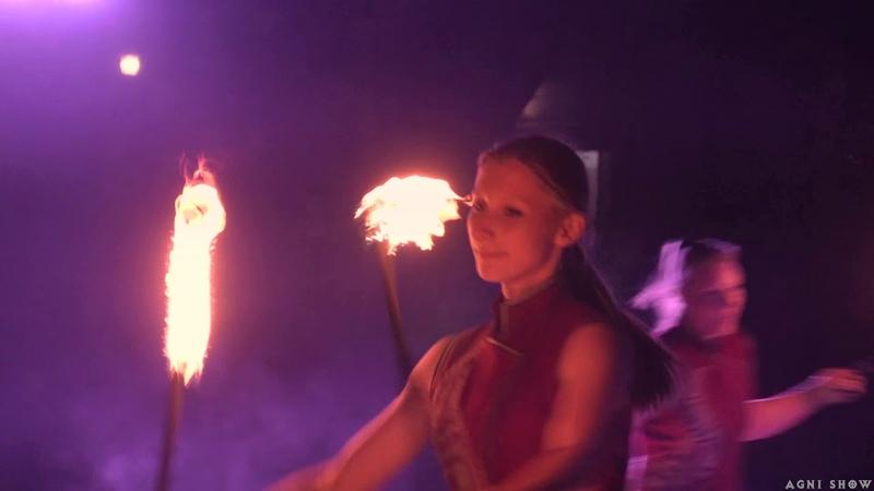 Agni Show Фестиваль огня Феникс 18 05 2019