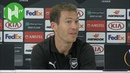 Stephan Lichtsteiner The Arsenal squad are hungrier than ever to return to the Champions League