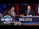DIGITAL EXCLUSIVE Rich Little Impersonates Ronald Reagan Jimmy Stewart Many More Huckabee