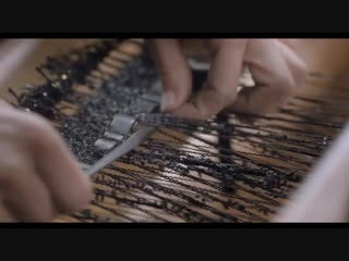 Chanel tweed How is it made (video) living journey creations