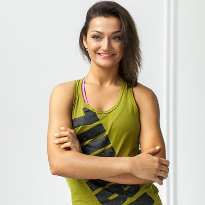 Кристина Гафанова