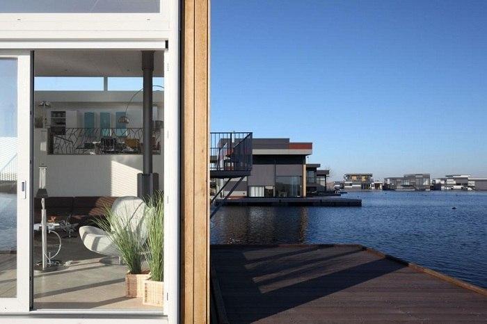 Attika Architects, «Drijf in Lelystad»