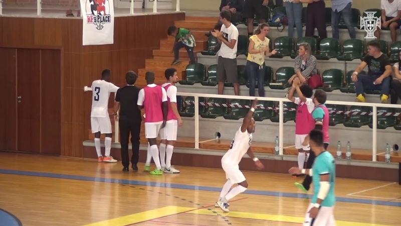Liga Sport Zone, 5.ª jornada: Eléctrico 5-1 Leões Porto Salvo