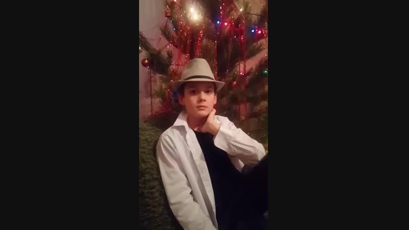 Новогоднее поздравление от Наиля))