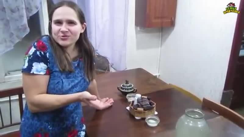 Мы пробурили во дворе скважину Ч 2 02 19г Семья Бровченко