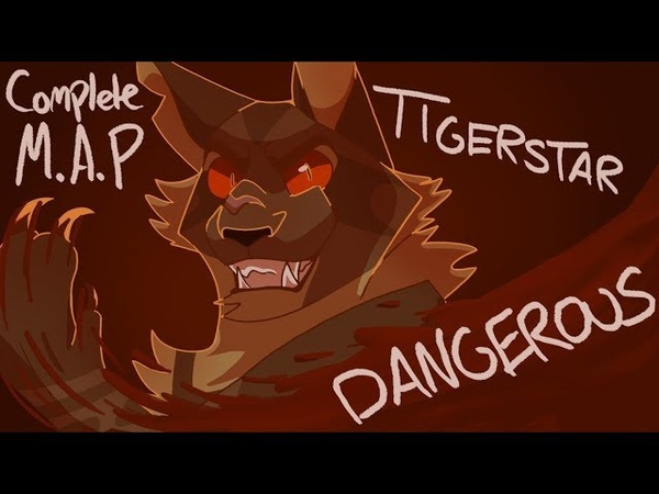 SWEAR WORDS!!- DANGEROUS - Warriors Tigerstar /COMPLETED/ MAP