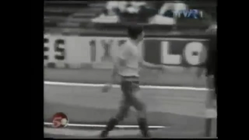 Отборочный матч чемпионата мира 1974. Румыния - ГДР (обзор)