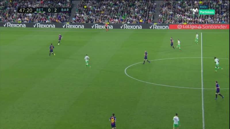 Liga Santander 2018-19 - J28 - R Betis-FC Barcelona