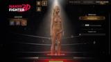 Naked Fighter 3D - Futa character sneak peek (censored)