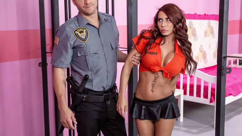 Madison Ivy Glam Jail Nail Brazzers. HD1080, Big Tits, MILF,