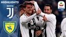 Juventus 3 0 Chievo Juventus Win Despite Ronaldo Penalty Miss Serie A