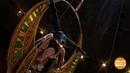 Под куполом цирка… втеплых колготках Доброе утро Фрагмент выпуска от17 01 2019