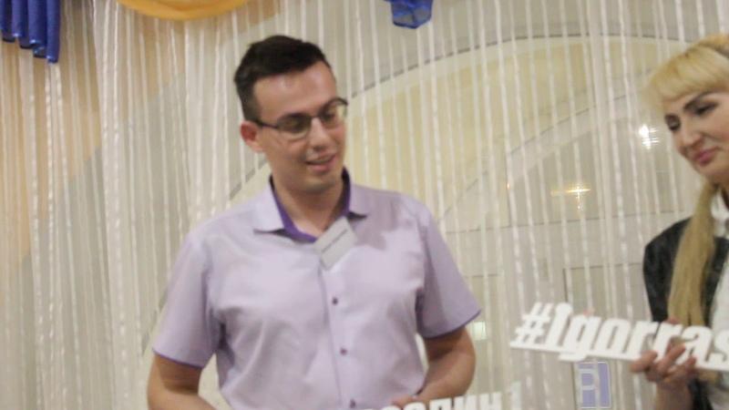 Ораторское мастерство Тренер по публичным выступлениям в Ульяновске Игорь Рассадин