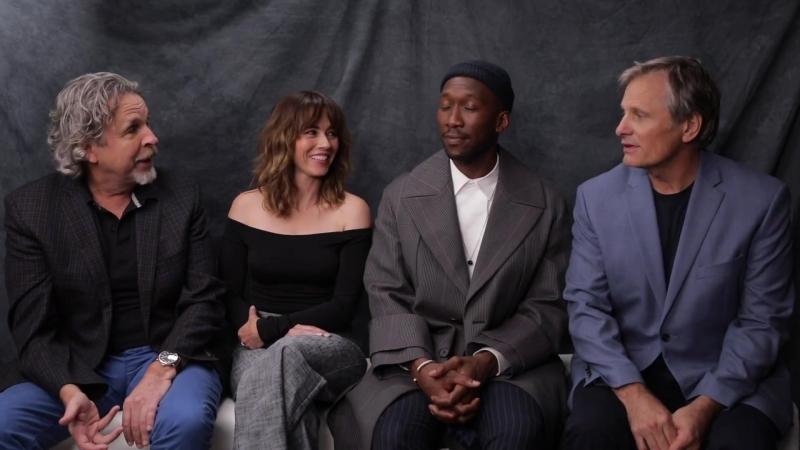 Интервью каста фильма Зелёная книга для Deadline Hollywood на кинофестивале в Торонто 10 09 2018