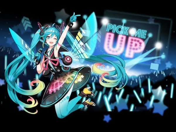 [MV] Pick Me Up【MIKU WITH YOU 2018】【初音ミク/敵門】
