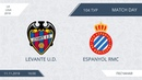 AFL18. Spain. Primera. Day 26. Levante U.D - Espanyol RMC