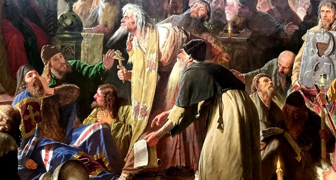 Вера старообрядцев