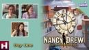 Nancy Drew Secret of the Old Clock SR Day One Twitch HeR Interactive