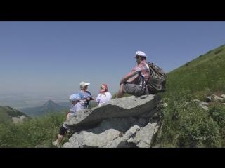 Большое Кавказское путешествие , часть 2 , гора Бештау